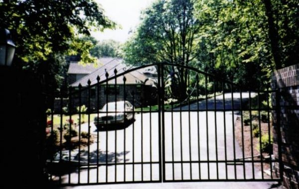 Gates for home entrance