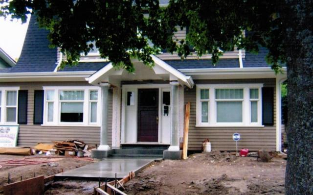 Remodeling the entry to add curb appeal and enhance the beauty of the home
